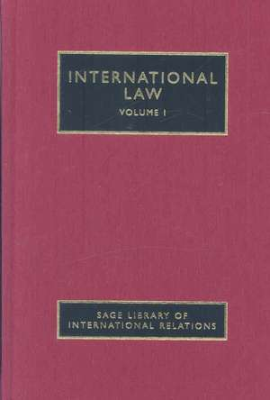International Law de Beth A. Simmons