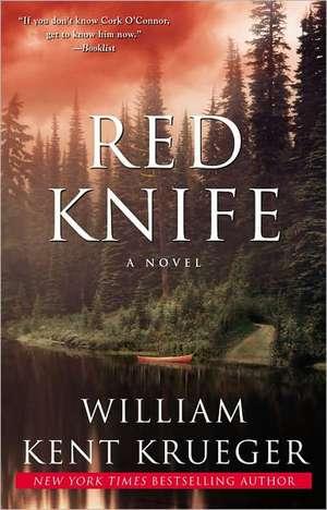 Red Knife de William Kent Krueger