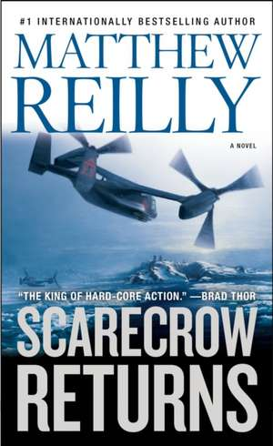 Scarecrow Returns de Matthew Reilly