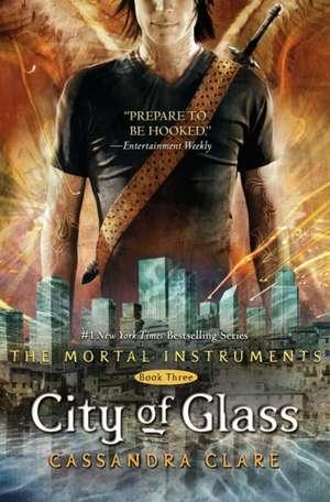 City of Glass de Cassandra Clare