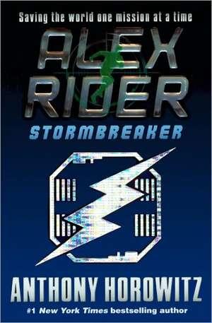 Stormbreaker de Anthony Horowitz