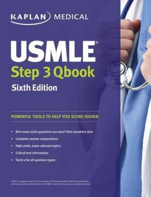 USMLE Step 3 Qbook de Kaplan