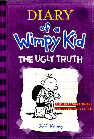 Diary of a Wimpy Kid # 5: The Ugly Truth de Jeff Kinney