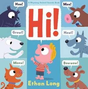 Hi! de Ethan Long