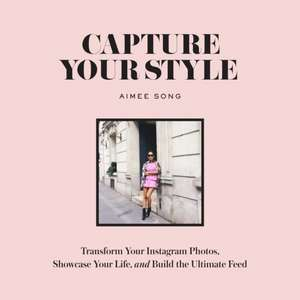 Capture Your Style de Aimee Song