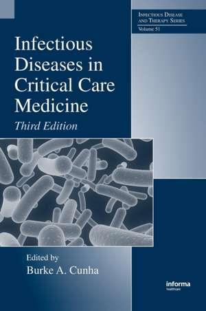 Infectious Disease in Critical Care Medicine
