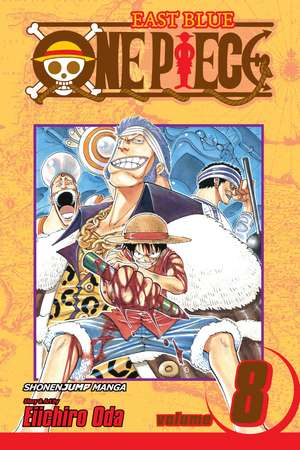 One Piece, Vol. 8 de Eiichiro Oda