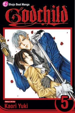 Godchild, Vol. 5 de Kaori Yuki