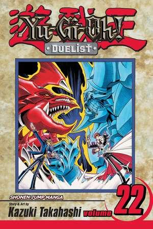 Yu-Gi-Oh! Duelist Volume 22
