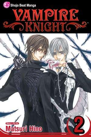 Vampire Knight, Vol. 2 de Matsuri Hino