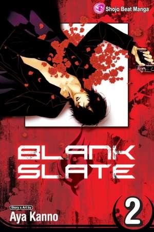 Blank Slate, Vol. 2 de Aya Kanno