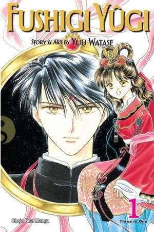 Fushigi Yûgi, Vol. 1 (VIZBIG Edition)
