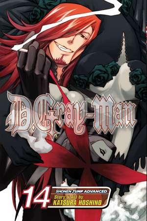 D. Gray-Man, Vol. 14