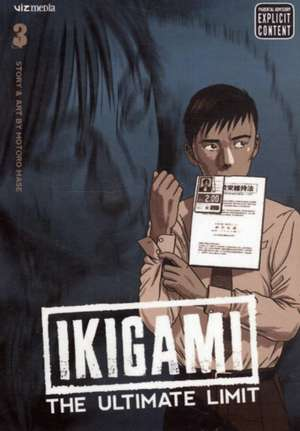 Ikigami: The Ultimate Limit, Vol. 3 imagine