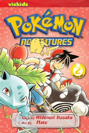 Pokemon Adventures (Red and Blue), Vol. 2 imagine