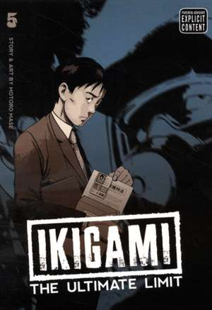 Ikigami: The Ultimate Limit, Vol. 5 imagine