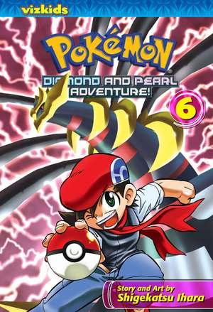 Pokémon Diamond and Pearl Adventure, Volume 6 de Shigekatsu Ihara