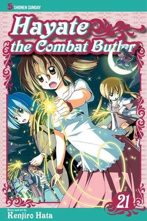 Hayate the Combat Butler, Vol. 21 de Kenjiro Hata
