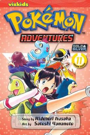 Pokemon Adventures, Vol. 11