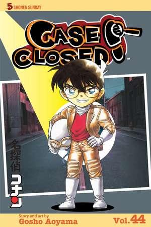 Case Closed, Vol. 44 de Gosho Aoyama