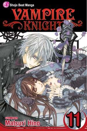 Vampire Knight, Vol. 11