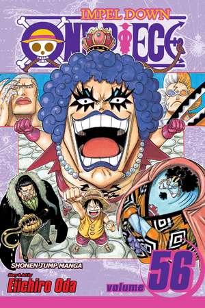One Piece, Vol. 56 de Eiichiro Oda