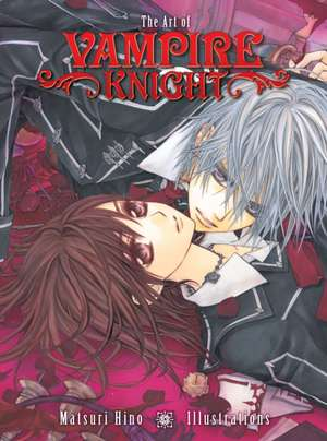 The Art of Vampire Knight: Matsuri Hino Illustrations de Matsuri Hino