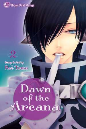 Dawn of the Arcana, Vol. 2 de Rei Toma