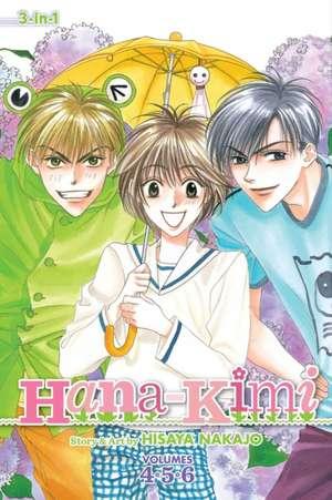 Hana Kimi (3-In-1 Edition) Volume 2 de Hisaya Nakajo