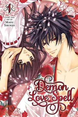 Demon Love Spell, Vol. 1 de Mayu Shinjo