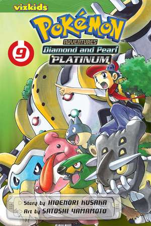 Pokemon Adventures: Diamond and Pearl/Platinum, Vol. 9 imagine