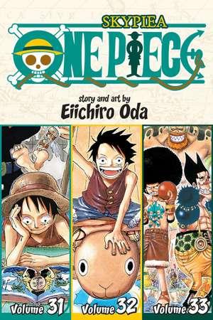 One Piece: Skypeia 31-32-33, Vol. 11 (Omnibus Edition)