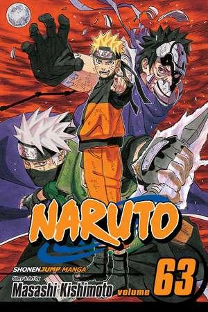 Naruto, Vol. 63