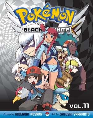 Pokémon Black and White, Vol. 11 de Hidenori Kusaka