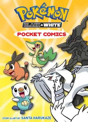 Pokémon Pocket Comics: Black & White de VIZ Media .