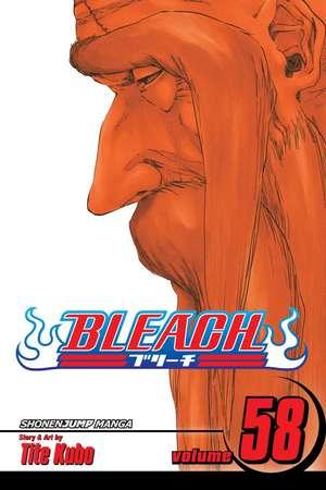 Bleach, Volume 58 de Tite Kubo