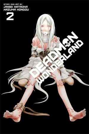 Deadman Wonderland, Vol. 2
