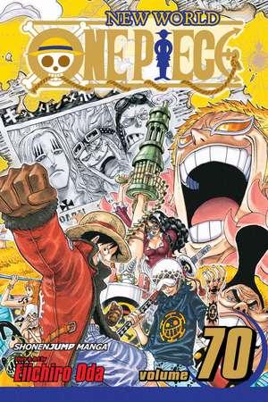 One Piece, Vol. 70 de Eiichiro Oda