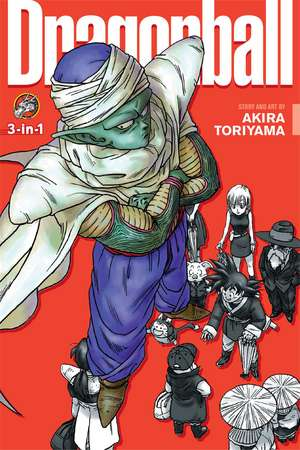 Dragon Ball (3-in-1 Edition), Vol. 5
