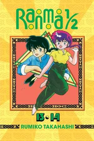 Ranma 1/2 (2-in-1 Edition), Vol. 7: Includes Volumes 13 & 14 de Rumiko Takahashi