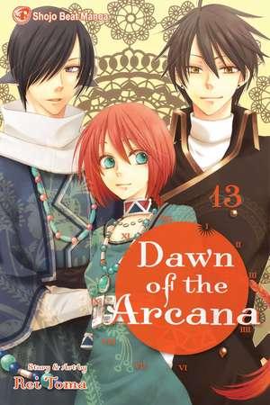 Dawn of the Arcana, Vol. 13
