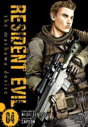 Resident Evil, Vol. 4