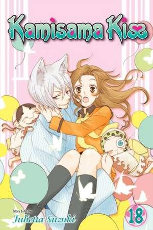 Kamisama Kiss, Vol. 18