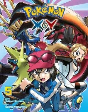 Pokémon X•Y, Vol. 5 de Hidenori Kusaka