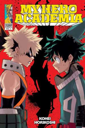 My Hero Academia, Vol. 2 de Kouhei Horikoshi