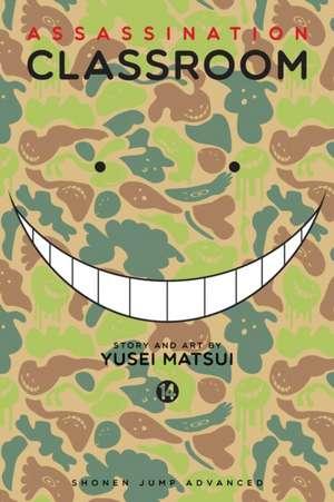 Assassination Classroom, Vol. 14 de Yusei Matsui