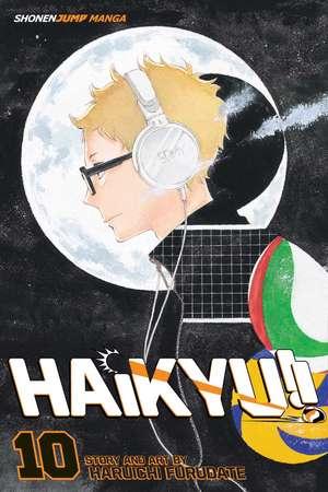 Haikyu!!, Vol. 10 de Haruichi Furudate