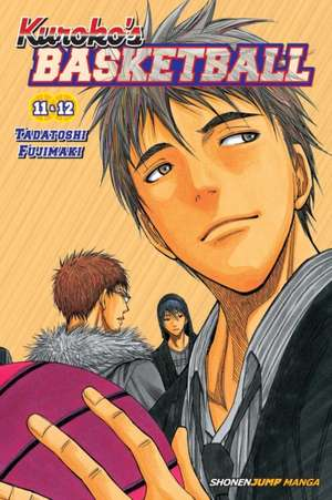 Kuroko's Basketball (2-in-1 Edition), Vol. 6