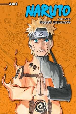 Naruto (3-in-1 Edition), Vol. 20