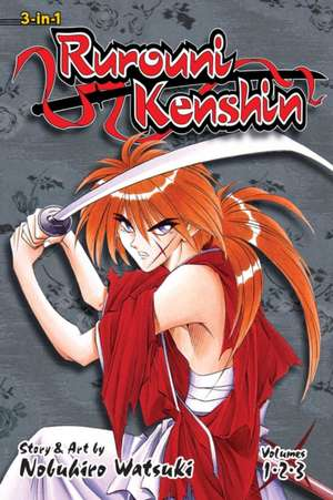 Rurouni Kenshin (3-in-1 Edition), Vol. 1